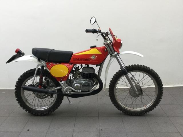 Bultaco Frontera 125, goteo escape E9ar7t