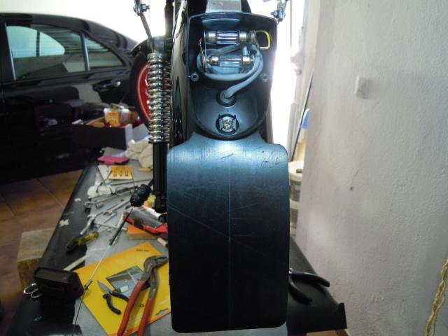 Mobylette Cady E-14 negra, Inicio restauracion. Egzwj7