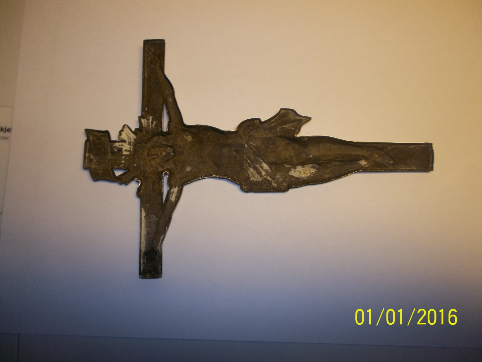 identificar crucifijo 2 F3vm3c
