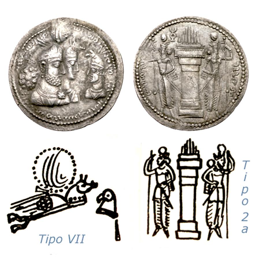 Las coronas de los shas de Persia. Fbvy4p
