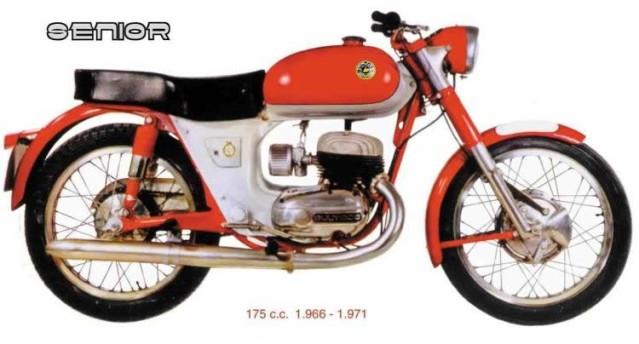 """Bultaco Senior """"Policía Municipal"""" Fedy11"""