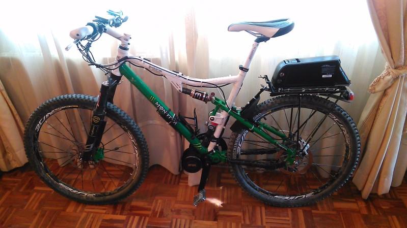 Presenta tu bici eléctrica Fk8je1