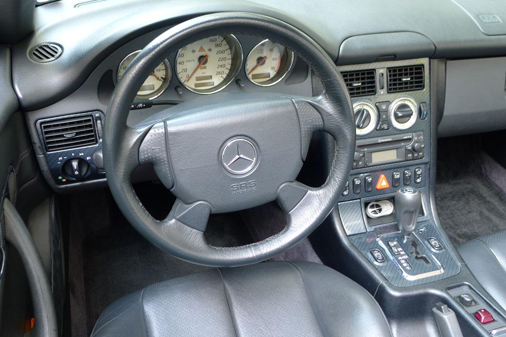 (VENDO): SLK230 Kompressor 1999 - 50.000Km - R$83.000,00 Fko6ly