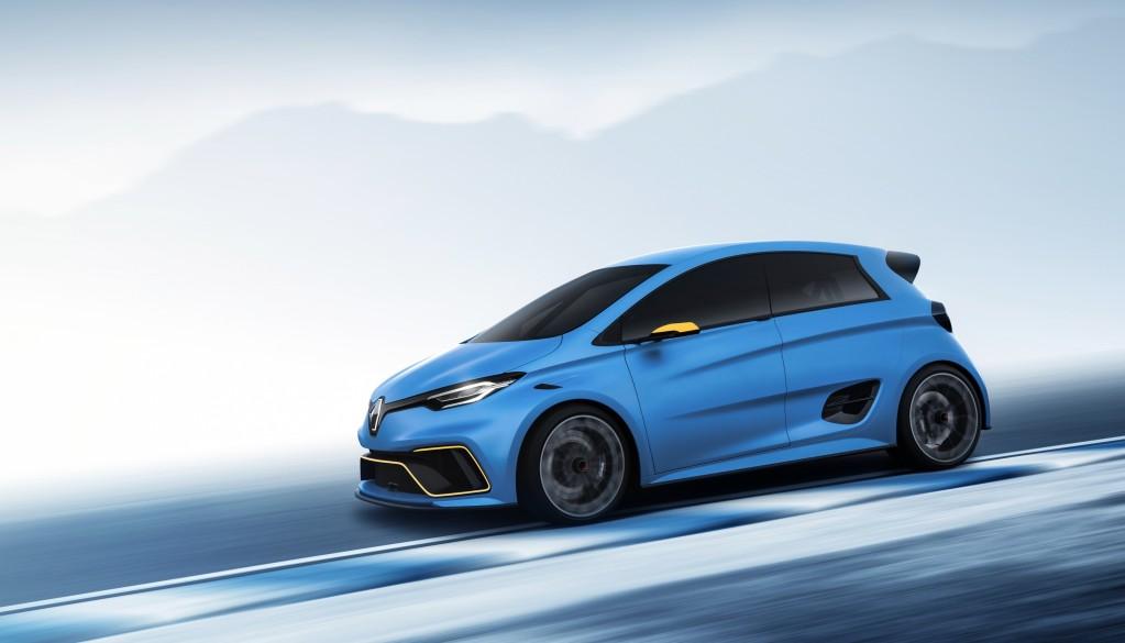 2017 - [Renault] ZOE e-Sport Concept - Page 2 Fl95c8