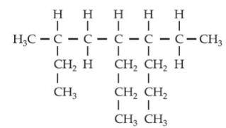 Alcanos - nomenclatura Fnfjhv