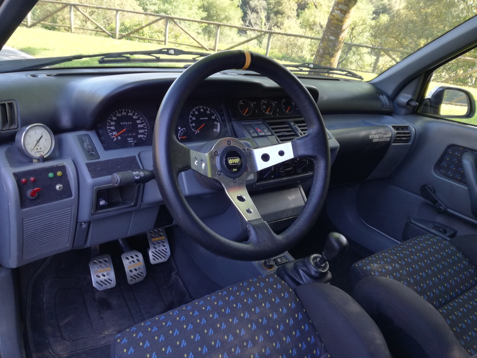 Presento el Renault Clio 16V Fxqhr6