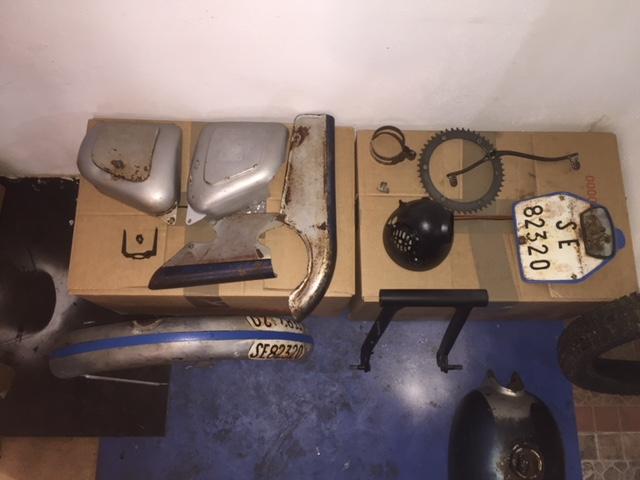 Bultaco Mercurio 155 Fz1ykj