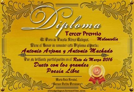 Premios de: Antonio Arjona Hx3ojk