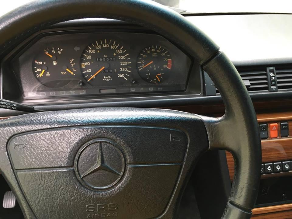 (VENDO): W124 300E 24V 1992 - R$16.000,00 I1z34p