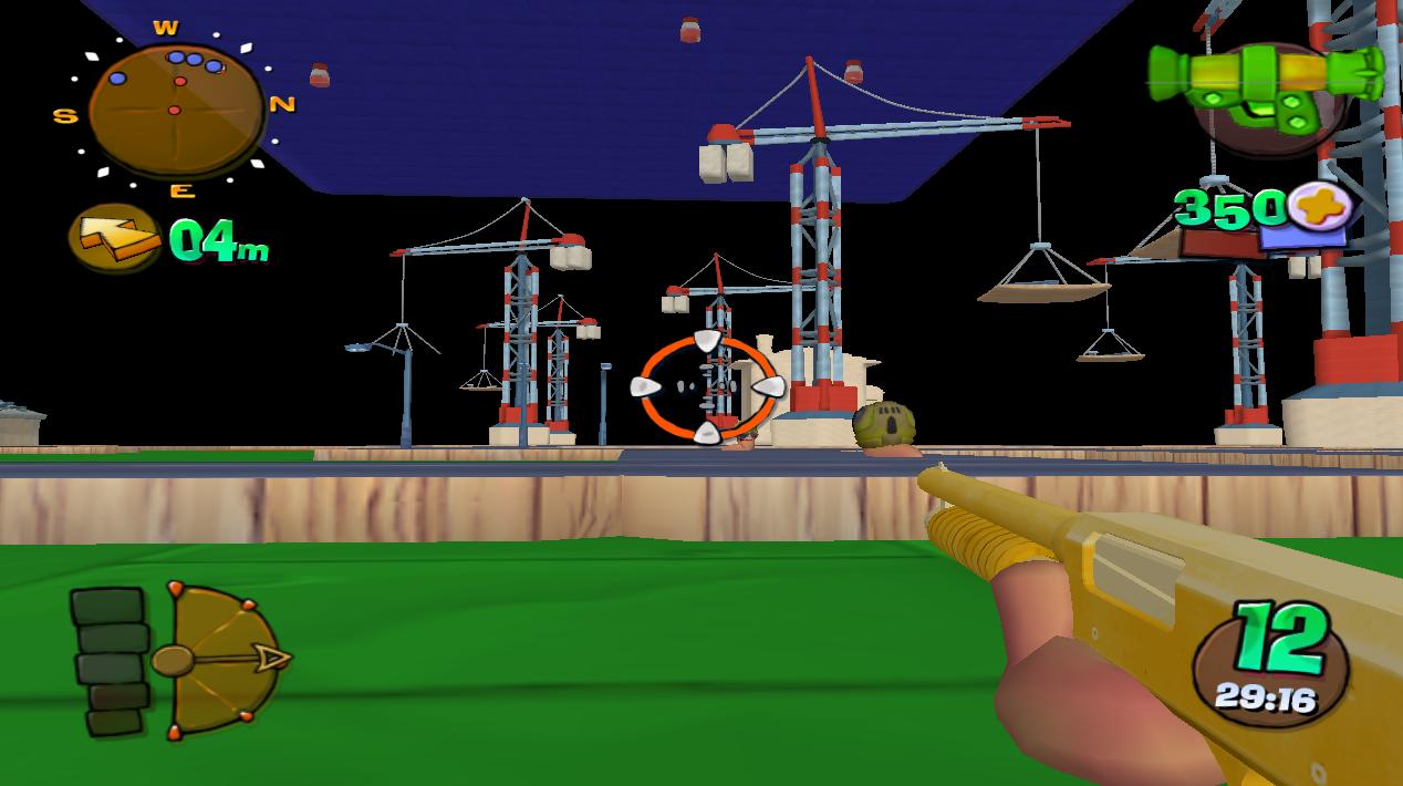Worms 4 Mayhem Tweaking Mods - Portal I3tnok
