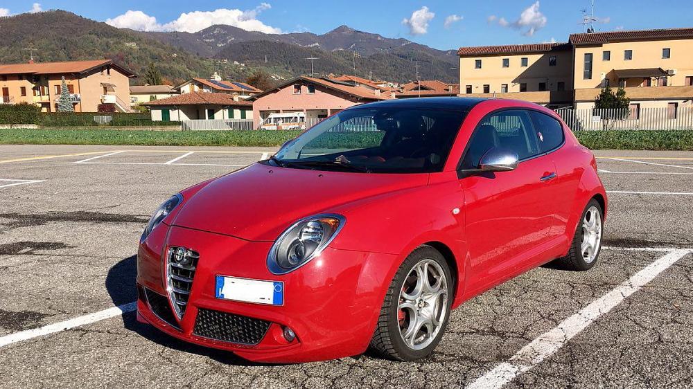 Alfa Romeo MiTo Id6646