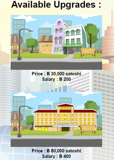 [Testar] HotelBtc - Ganhe salário de satoshis. J5e349