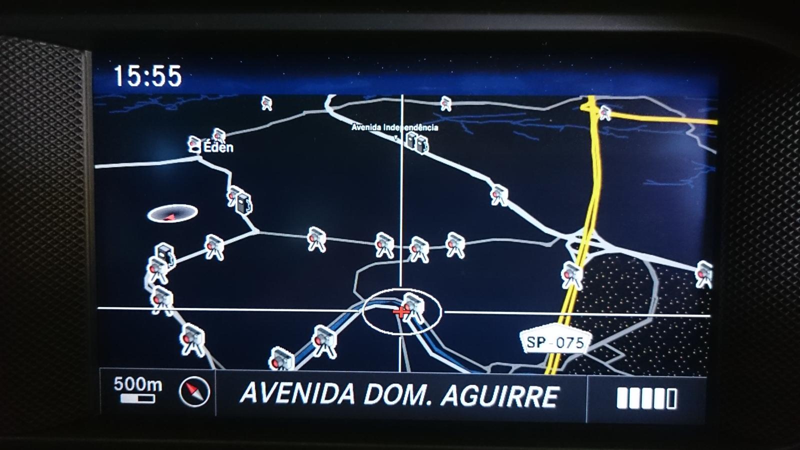(MULTIMÍDIA): Audio 20 - POI's - radares - no GPS Ja8cc2