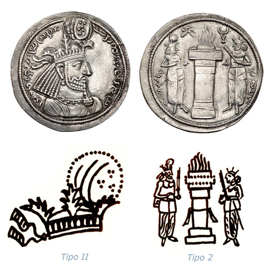 Las coronas de los shas de Persia. Jb0ort