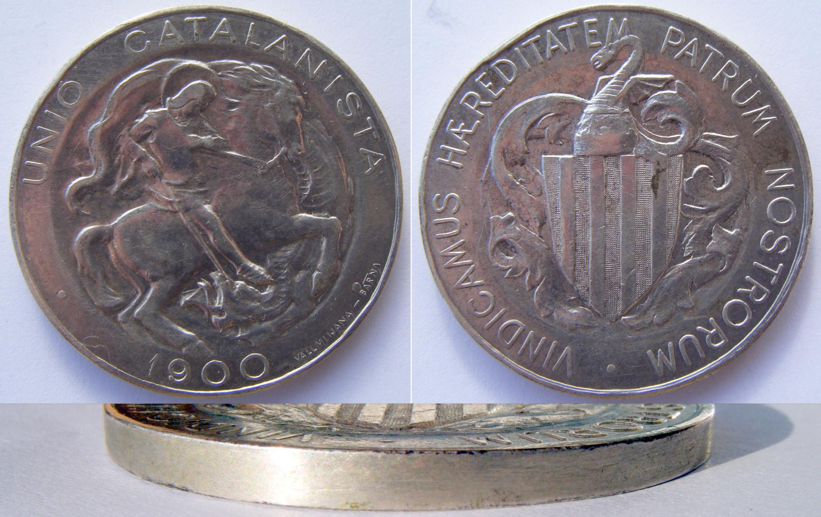 Monedas catalanas. Jzzeop