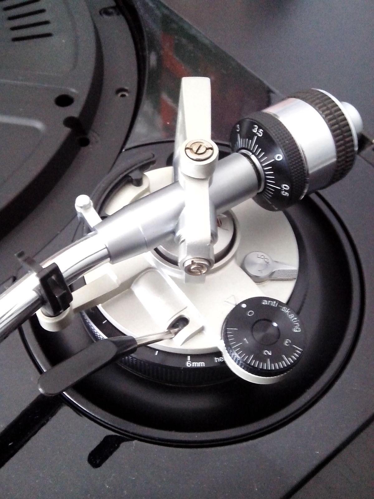 Restauración y mejora de un Technics SL1200 K324k0