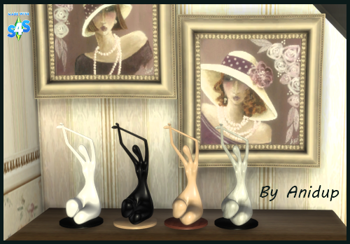 Female Sculpture K32hp0