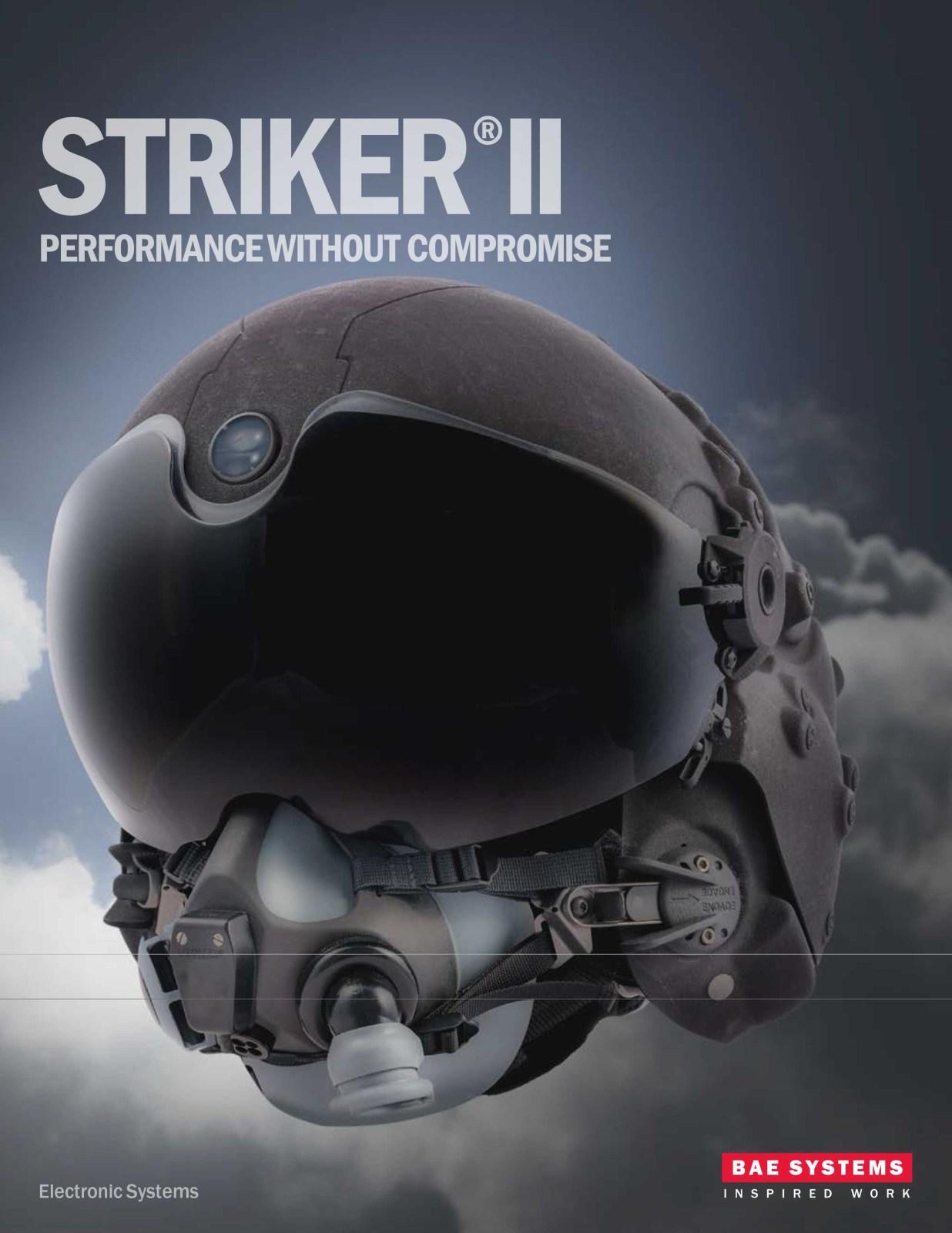 خوذة العرض الرقمية Striker II N70gf6