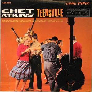 Chet Atkins - Discography (170 Albums = 200CD's) Nbcimw