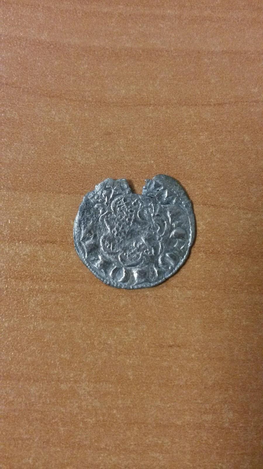 Dinero de Alfonso X de la 2ª guerra de Granada. Nz3caw