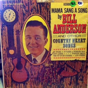 Bill 'Whisperin' Bill' Anderson - Discography (94 Albums = 102 CD's) O0z895