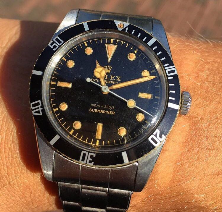 Rolex Submariner 100 - 6536/1  Oqkl06