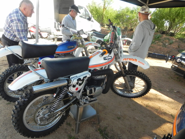 1ª prueba copa de españa motocross clasico - Página 2 Oud1c7