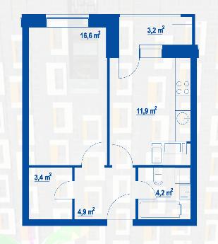 """Планировки квартир в ЖК """"Летний сад"""" - как в целом с этим у Эталона? Qxwk1e"""