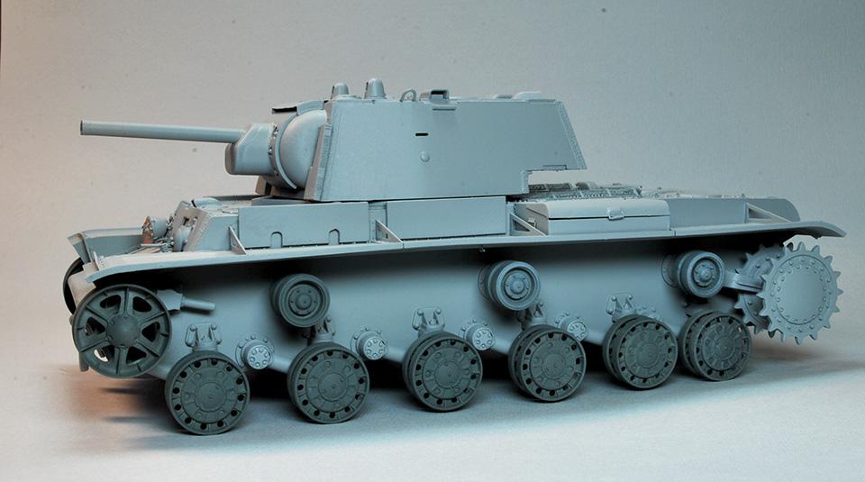 КВ-1 Ленинградский фронт 1942г Qz2ete