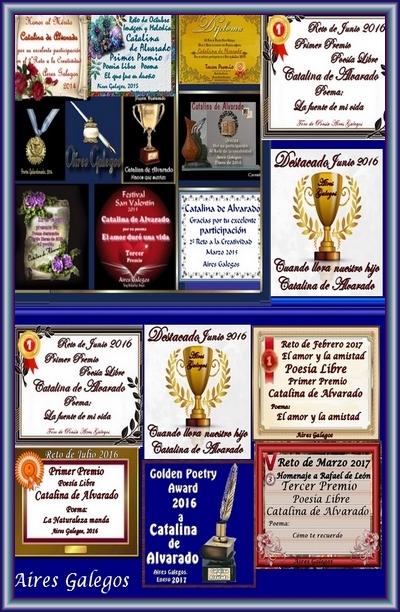 Premios de:Catalina de Alvarado Rgzcrb