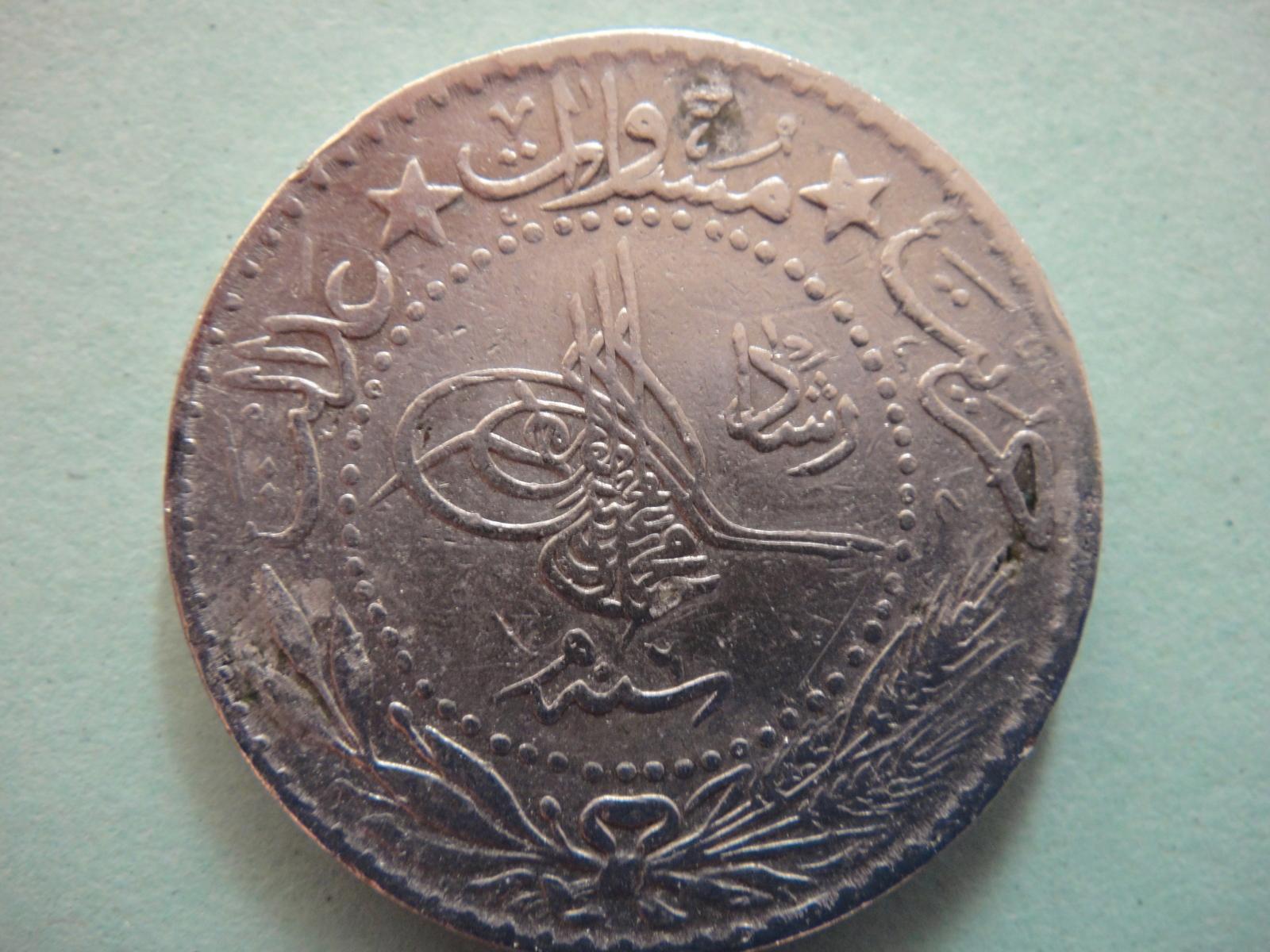 20 Para. Imperio Otomano (1914-15) Rvvuci