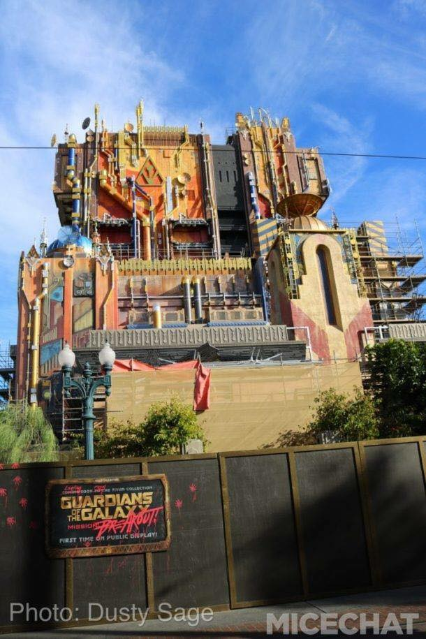 Novità, chiusure e rehab a Disneyland Resort S488yd