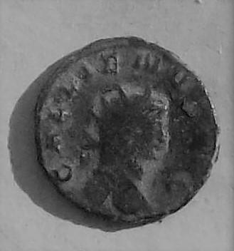 Antoniniano de Galieno. VBERITAS AVG. Roma S5xt6v