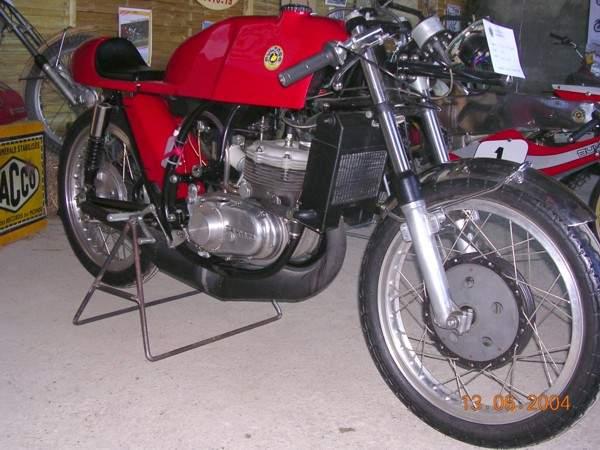 Replica Bultaco TSS 350 - 1967 Sd34o4