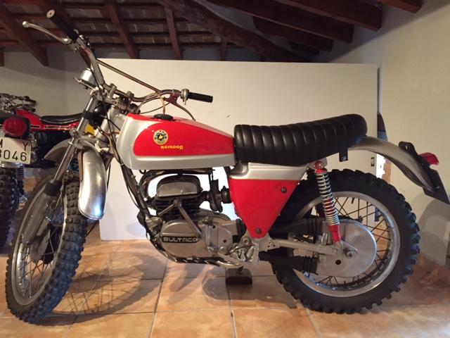 Colección TT Competición: Bultaco,Montesa,Ossa Snh3xt