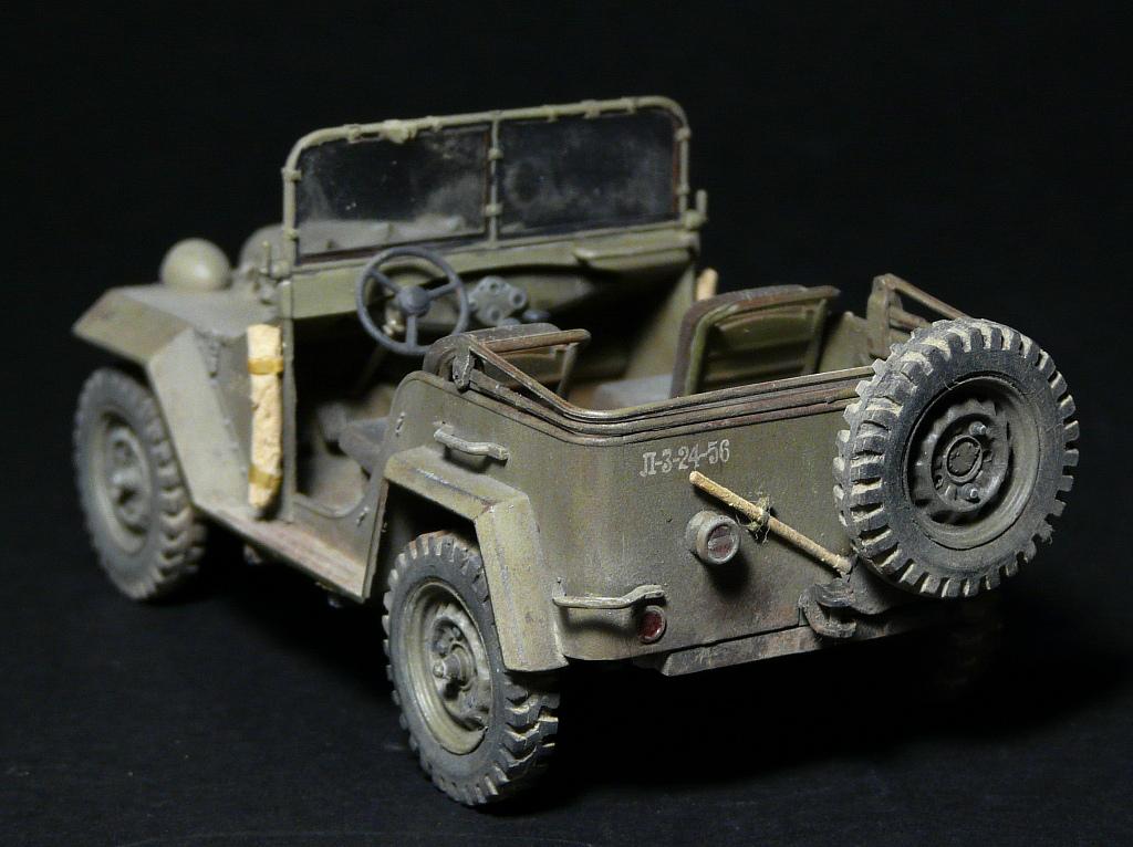 ГАЗ-67В,1/35,TRUMPETER Swxq8p