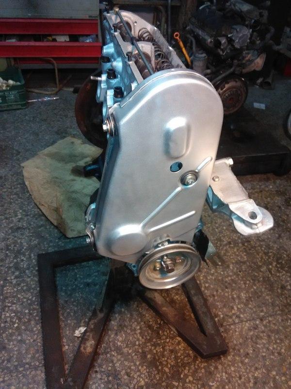 Se vende Motor GK 1.3 75cv W18co5