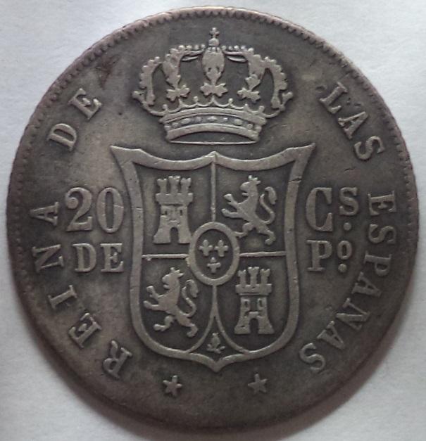 Monedas Españolas de las Filipinas X40yhj