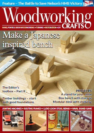 Woodworking Crafts 44 (Autumn 2018) X59zdi