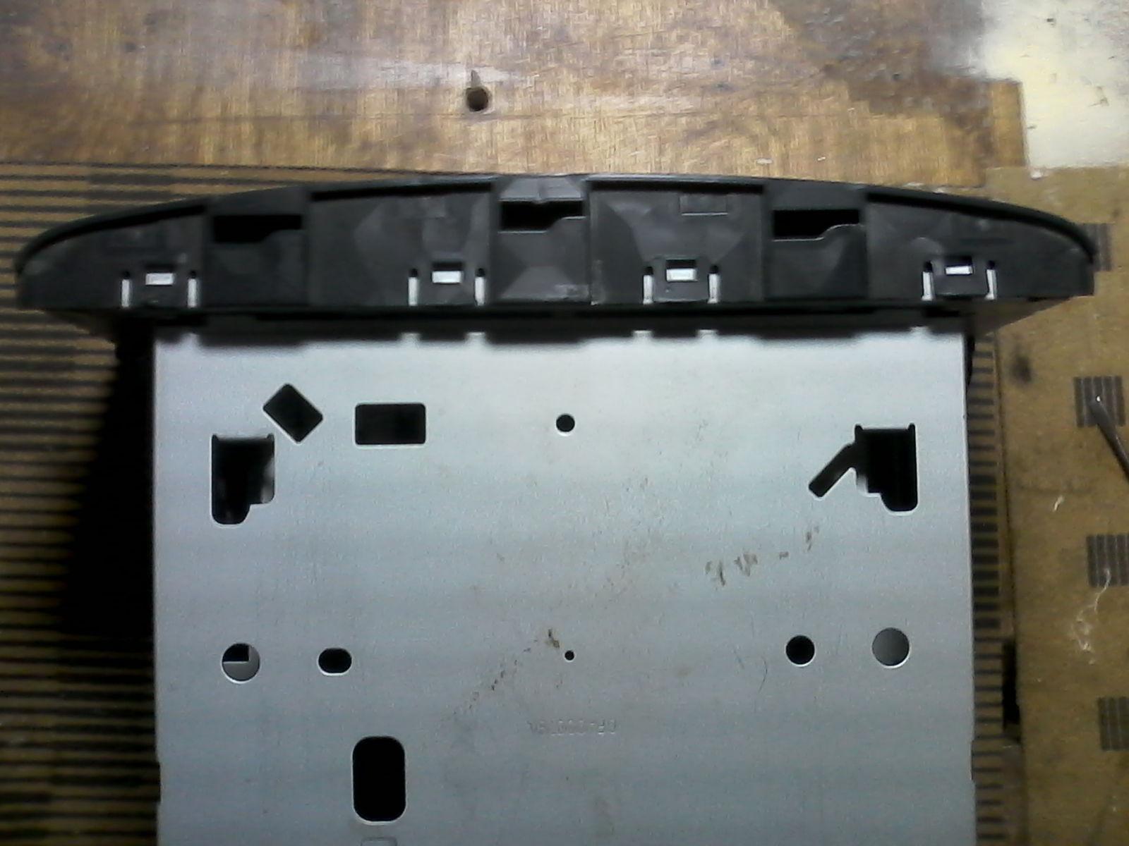 Подключение штатной магнитолы Toyota W58831 Xcn0qw