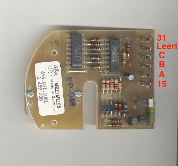 REFERENCE: BMW Instrument Cluster schematics Xfsvnq