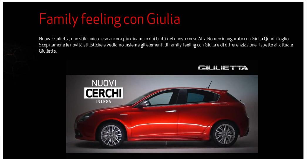 2016 - [Alfa Romeo] Giulietta restylée - Page 5 Zjdxd0