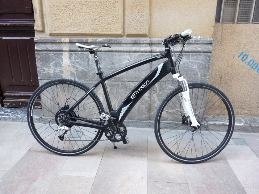Vendo BH EMOTION NEO CROSS impecable (1250euros) 10zv09d