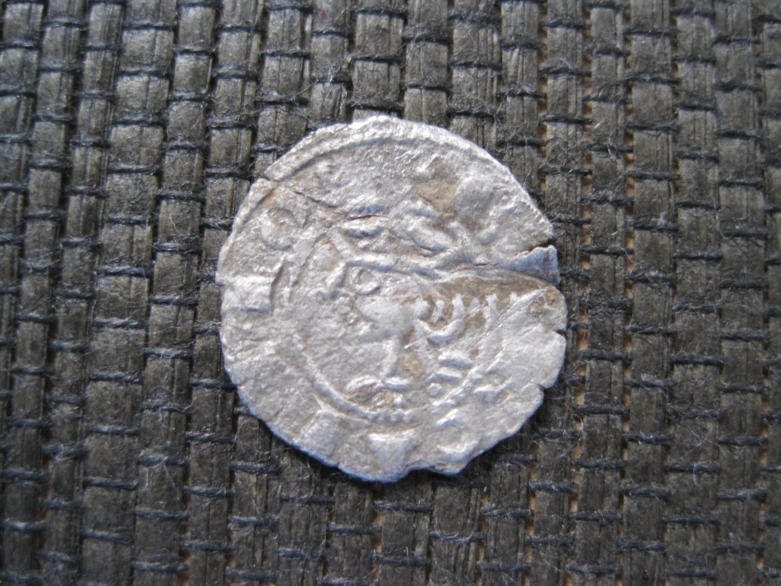 Dinero de Tern de Jaime I de Aragón 1213-1276 Barcelona. 112fy0y