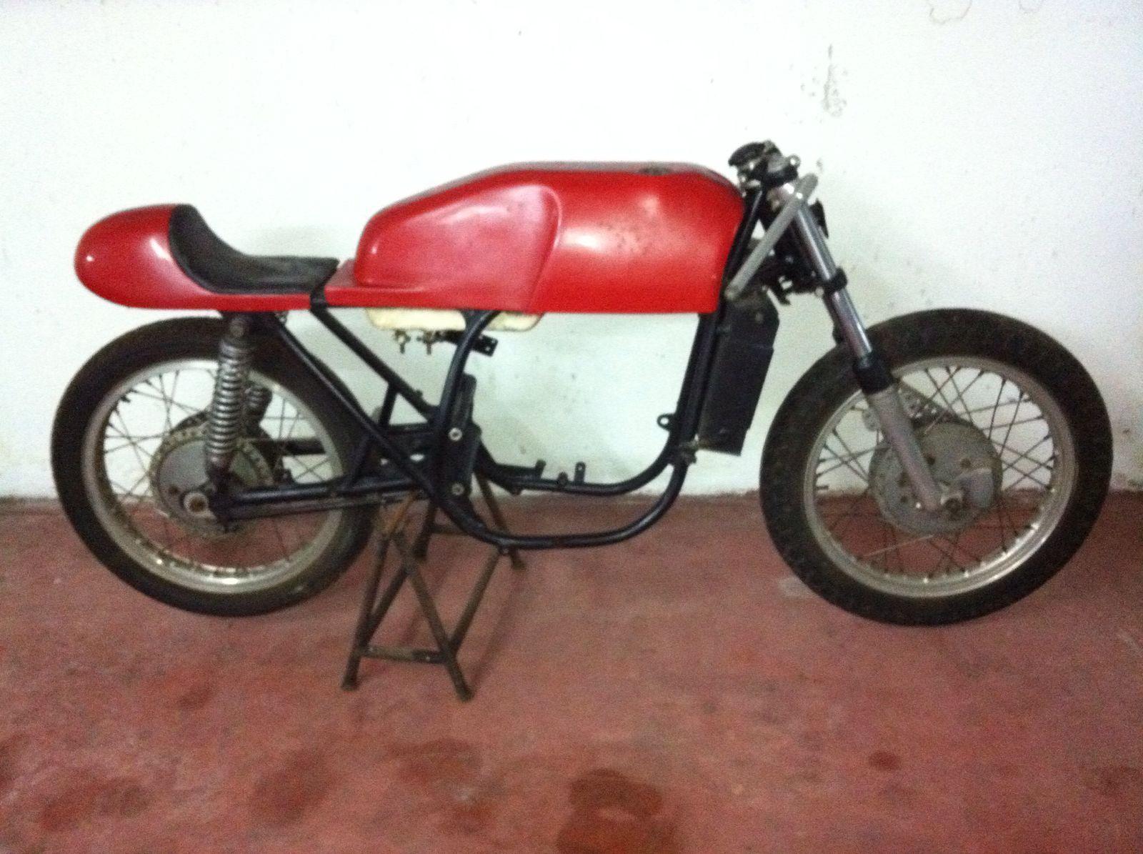Replica Bultaco TSS 350 - 1967 117s4fq