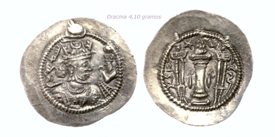 Las coronas de los shas de Persia. 11c9hc1