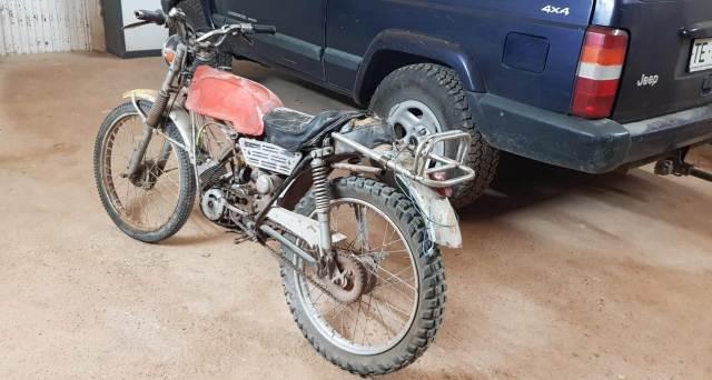 Montesa Scorpion 50 11scztv