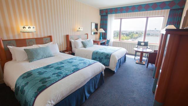 Disney's Hotel New York 12557jl