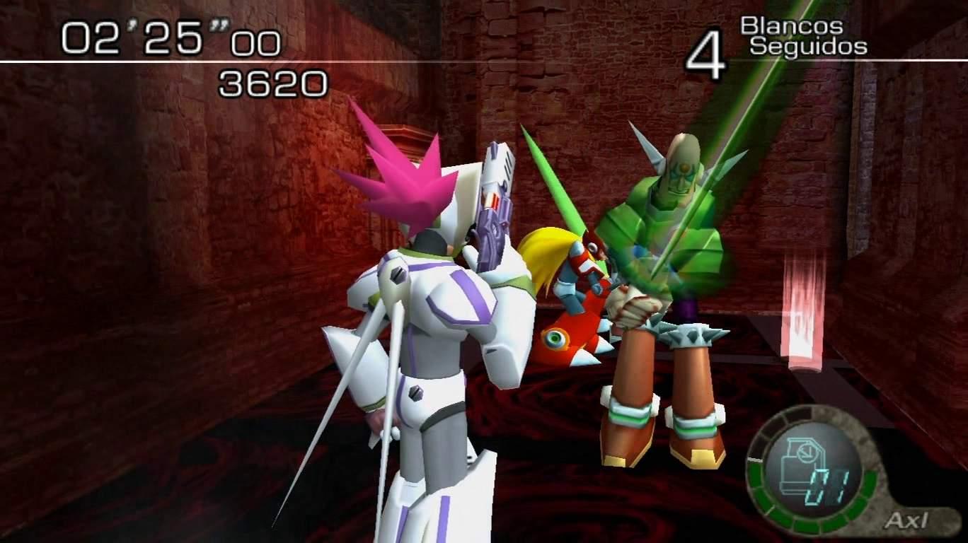 Mega Man Maverick Hunter X - Sigma por Armaduras 141mhvo