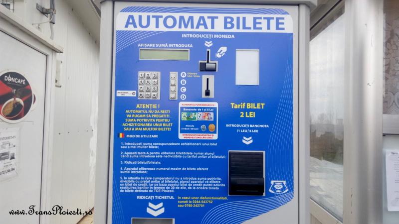Automate de bilete cu panouri solare si alarme antifurt 142y8fc